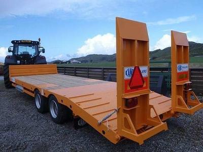 19 tonns maskintralle