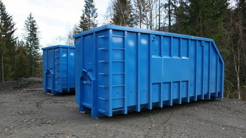 Container utleie