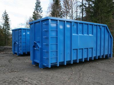 Container 20-40 m3